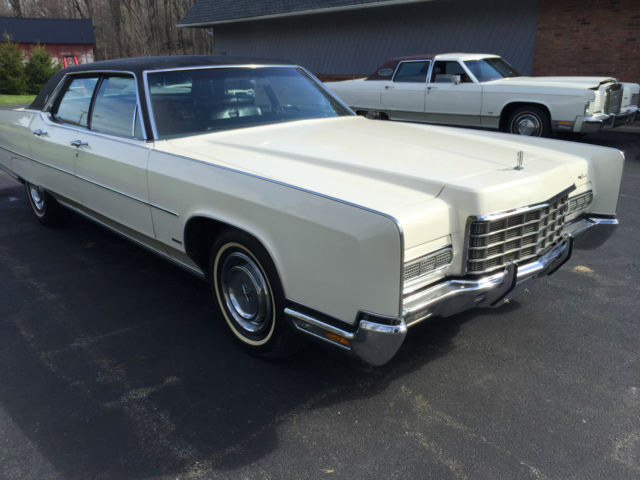 1972 Lincoln Continental W Town Car Option For Sale Photos Technical Specifications Description