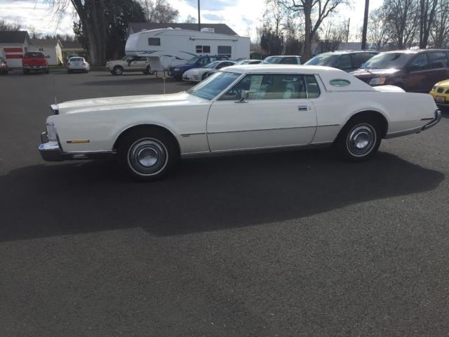 1972 Lincoln Mark Series mark iv