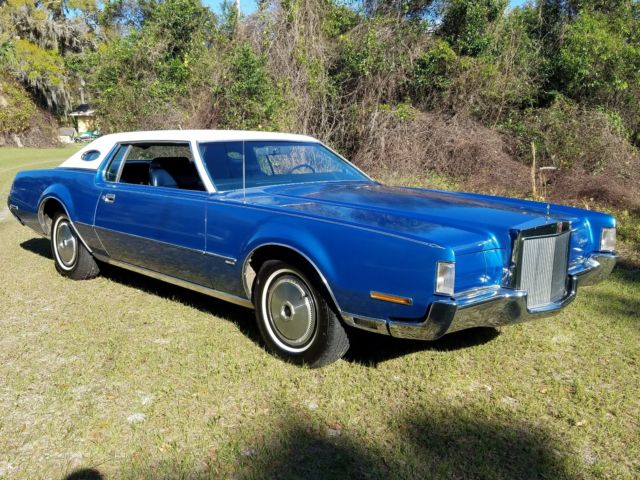 1972 Lincoln Mark Series