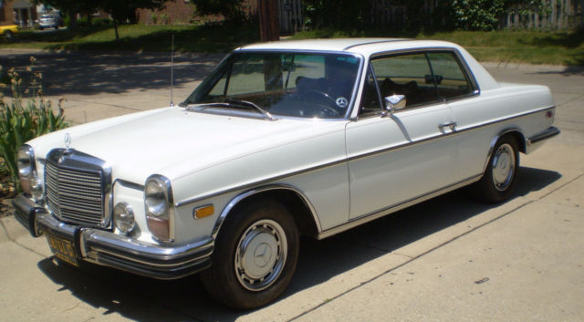 1972 Mercedes-Benz 200-Series 250C W114