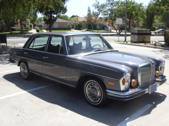 1972 Mercedes-Benz 200-Series 280 SEL