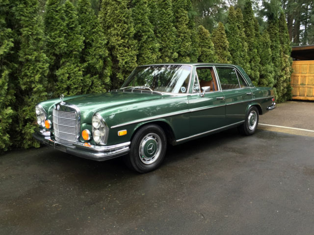 1972 Mercedes-Benz Other SEL 4.5