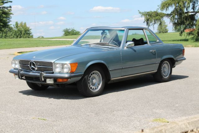 1972 Mercedes-Benz 300-Series Base