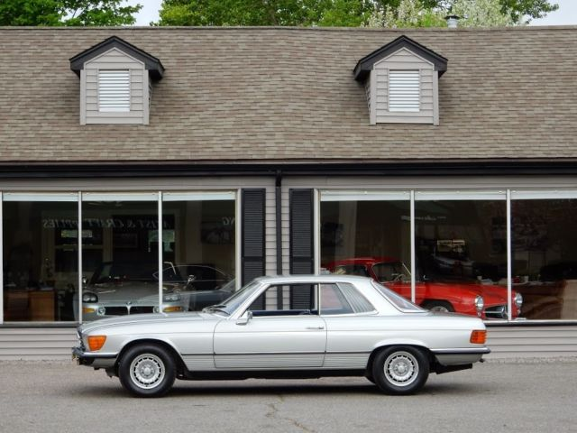 1972 Mercedes-Benz Other 350SLC