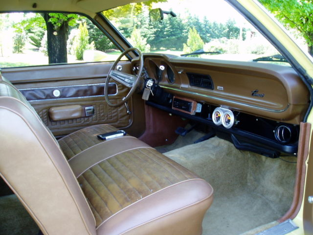 1972 Mercury Comet Custom