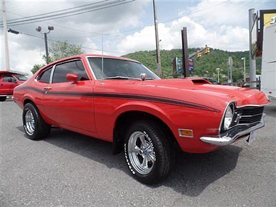 1972 Mercury Comet GT Coupe