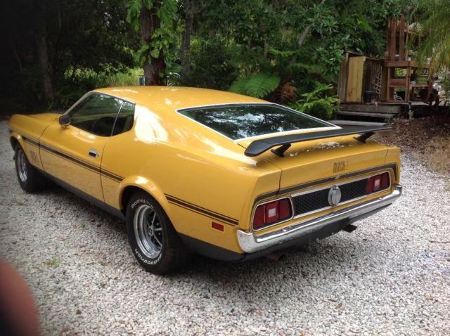 1972 mustang mach 1 351 original gone in 60 second eleanor estate sale car for sale photos. Black Bedroom Furniture Sets. Home Design Ideas