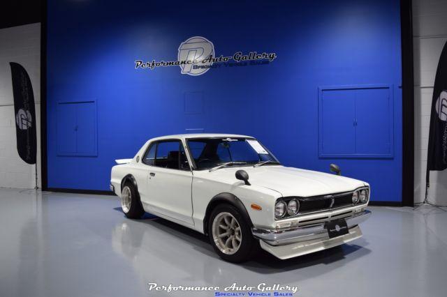 1972 Nissan Skyline 2000gt X Hakosuka Gt R Clone For Sale Photos