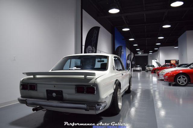 1972 Nissan Skyline 2000GT-X Hakosuka - GT-R Clone for sale