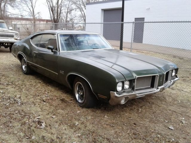 1972 Oldsmobile 442 LOW MILES