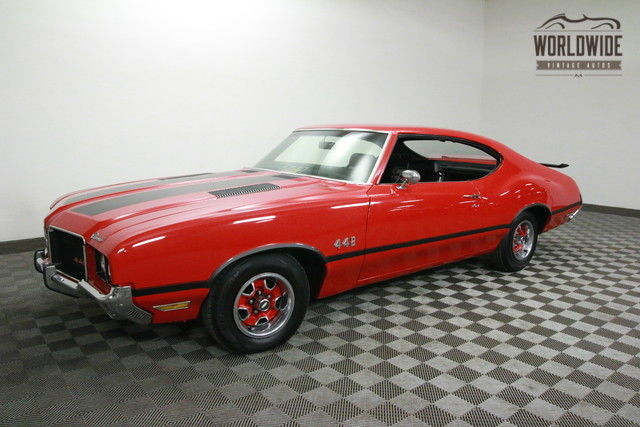 1972 Oldsmobile 442 FULL RESTORATION. V8! PROTECT-O-PLATE!