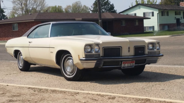 1972 Oldsmobile Eighty-Eight