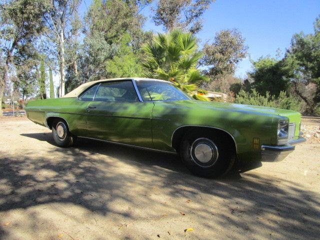 1972 Oldsmobile Eighty-Eight Delta 88 Coupe Supreme