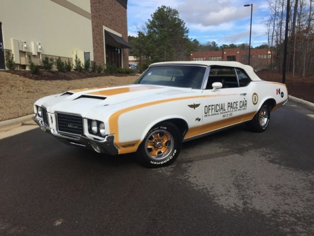 1972 Oldsmobile HURST-OLDS