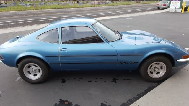 1972 Opel Other