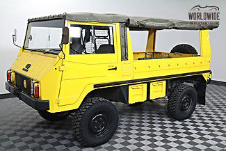 1972 Mercedes-Benz Other Pinzgauer 710 / Unimog