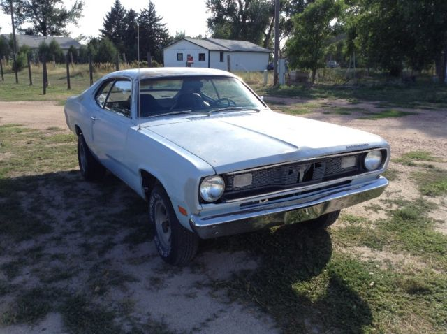 1972 Plymouth Duster Duster