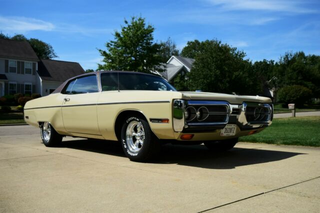 1972 Plymouth Fury 3 ONLY 48000 ORIGINAL MILES