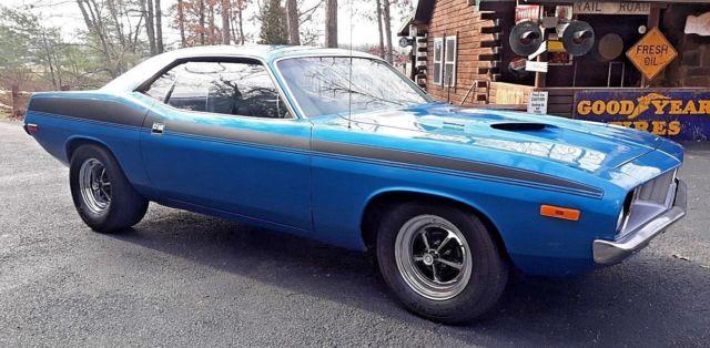 1972 Plymouth real Cuda 340/395 Stroker 470hp FAST Mopar