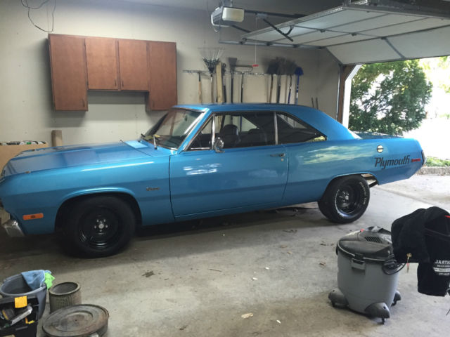1972 Plymouth Scamp Scamp