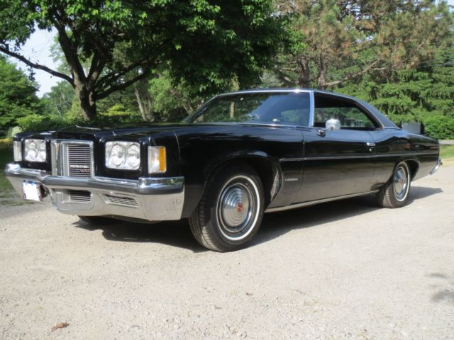 1972 Pontiac Catalina 2 Door Hardtop