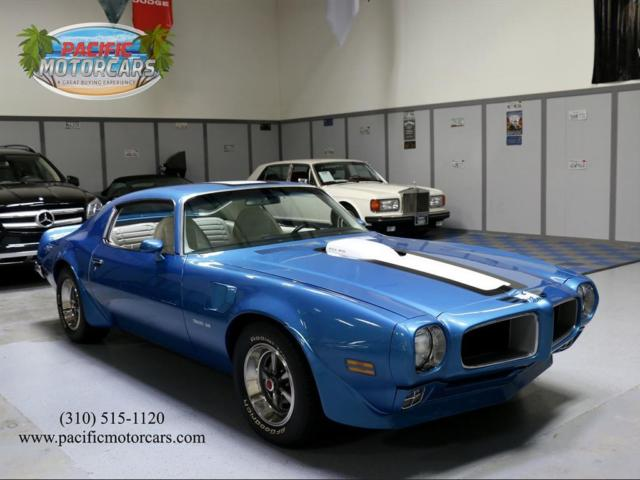 1972 Pontiac Firebird Trans Am