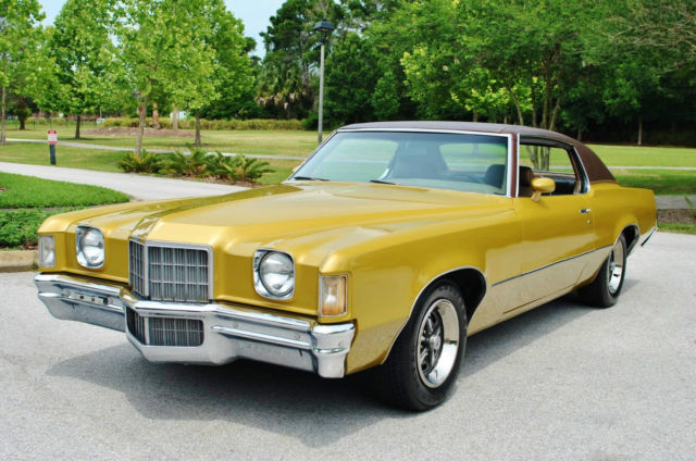 1972 Pontiac Grand Prix Model J 400 V8 Very Fun to Drive! Classic Muscle!