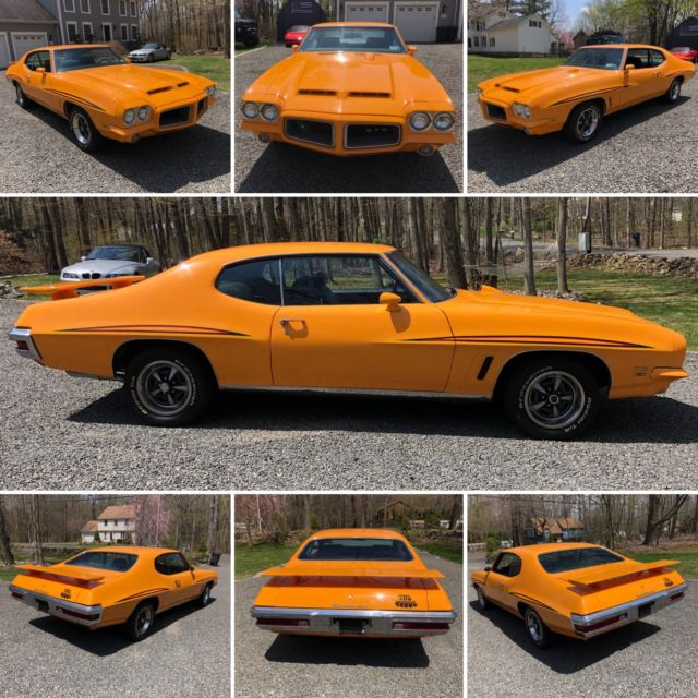 1972 Pontiac GTO GTO JUDGE TRIBUTE
