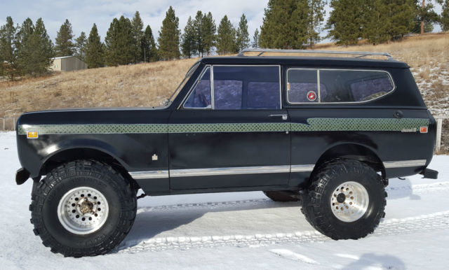 1972 International Harvester Scout Deluxe
