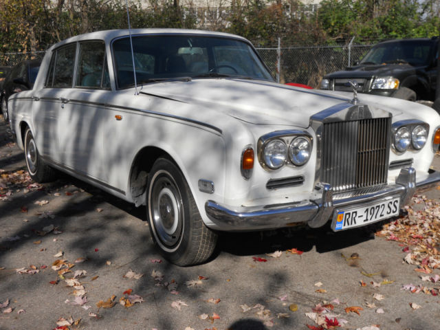 1972 Rolls-Royce Silver Shadow NO RESERVE