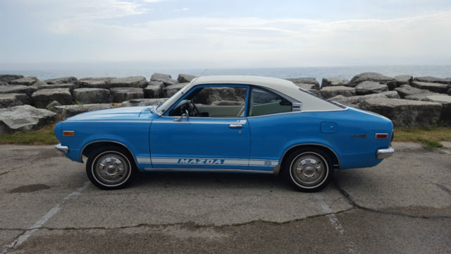 1972 Mazda Other RX3