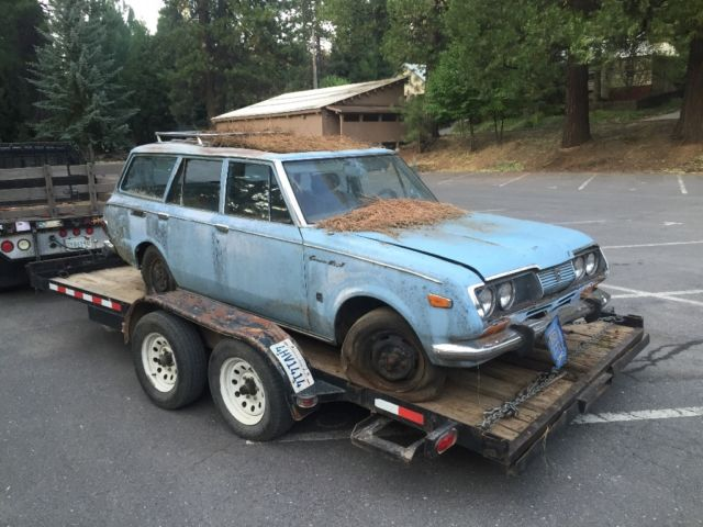 1972 toyota corona mark 2 station wagon project parts. Black Bedroom Furniture Sets. Home Design Ideas