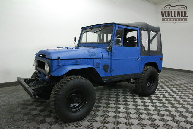 1972 Toyota FJ40 V8! LIFT! PS. HOT ROD SUMMER CRUISER!