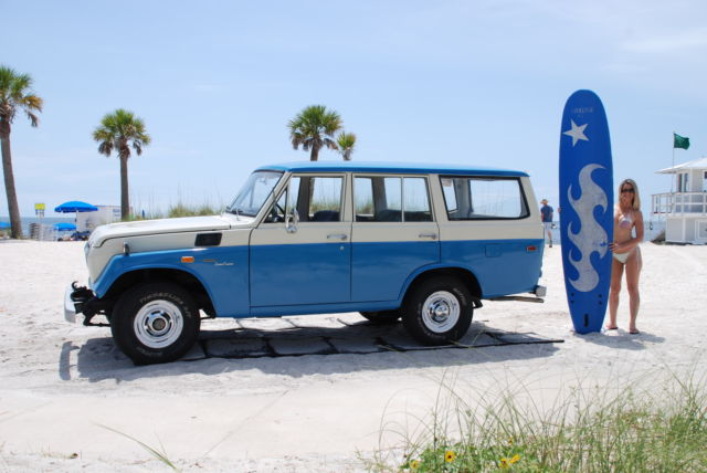 1972 Toyota Land Cruiser