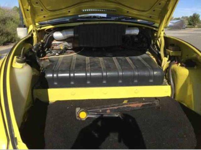 Vw Van Nuys >> 1972 Volkswagen Super Beetle Sedan - Yellow - Automatic Stick Shift for sale: photos, technical ...