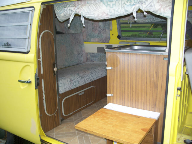 1972 Volkswagen Westfalia Camper Bus For Sale Photos