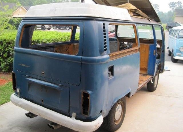 1972 Volkswagen Bus/Vanagon Type 2 (T2)