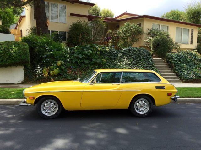 1972 Volvo 1800ES Wagon Beautiful Original California Car Very Solid 1800 P1800 for sale: photos ...