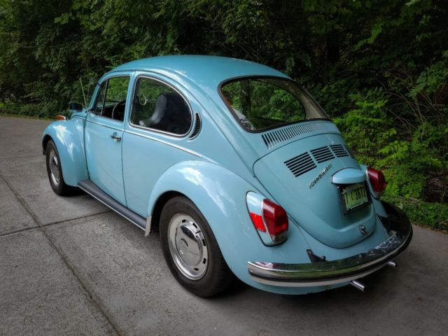 1972 vw super beetle original owner for sale photos technical specifications description. Black Bedroom Furniture Sets. Home Design Ideas