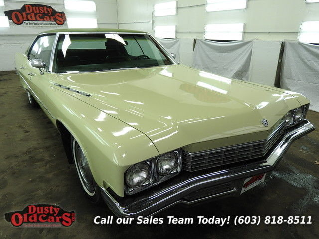 1972 Buick Electra Runs Drives Body Inter Vgood 455V8