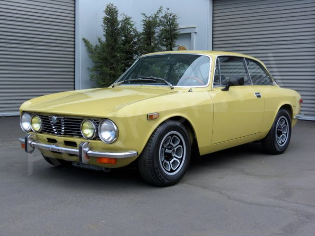 1973 Alfa Romeo Other 2000 GTV