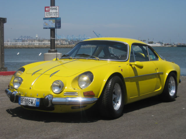 1973 Renault A110 1600 S