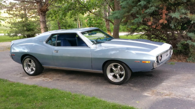 1973 amc amx javelin p code now 401 for sale photos. Black Bedroom Furniture Sets. Home Design Ideas