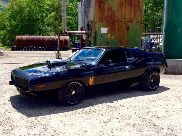 Mad Max Car For Sale >> 1973 AMC Javelin AMX Mad Max/Road Warrior Interceptor tribute car for sale: photos, technical ...