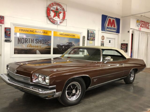 1973 Buick Centurion -3 OWNER FROM THE SOUTH-CONVERTIBLE ORIGINAL CLASS
