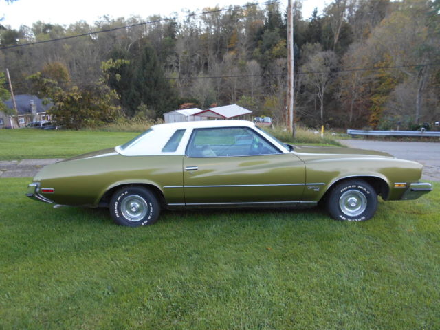 1973 Buick Century Luxus 2 Door Coupe  Nice  For Sale  Photos  Technical Specifications  Description