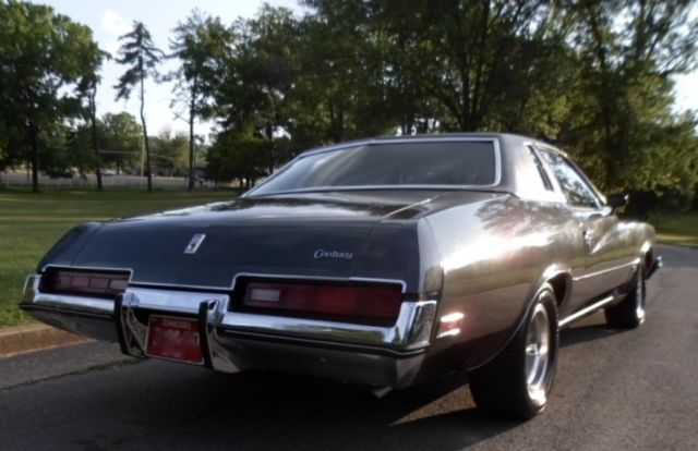 1973 Buick Century Luxus Coupe 2 C Clean For Sale  Photos