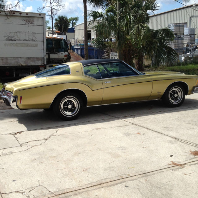 Buick Cars For Sale: 1973 Buick Riviera GS Base Hardtop 2-Door 7.5L For Sale