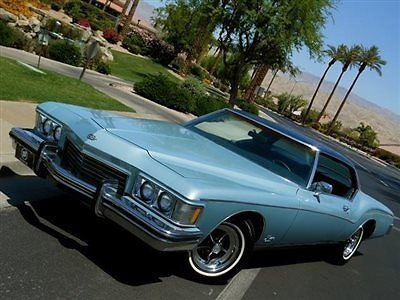 1973 Buick Riviera NO RESERVE