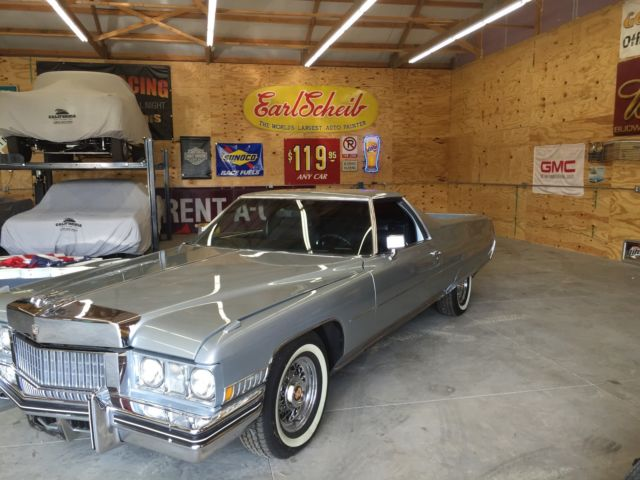 1973 Cadillac Caribou For Sale Photos Technical Specifications
